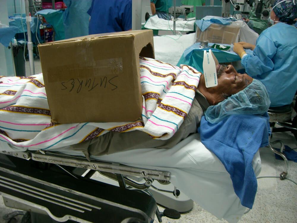 Hospital De La Familia Patient